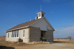 Deep Creek Schoolhouse, Manhattan, Kansas